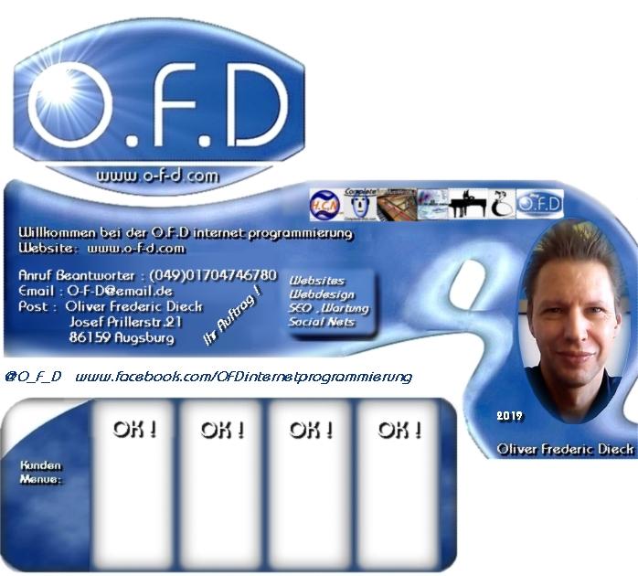 O.F.D Oliver Frederic Dieck   Google+